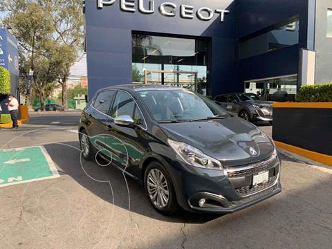Peugeot 208 1.6L Allure Pack usado (2021) color Gris precio $304,900
