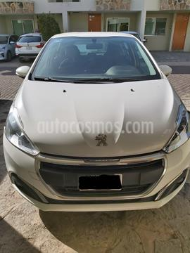 Peugeot 208 1.6L Allure Aut usado (2016) color Blanco precio $143,000