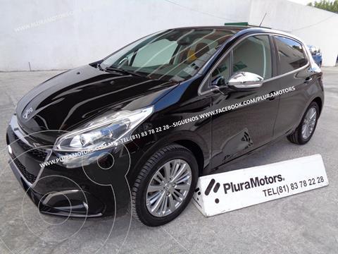 Peugeot 208 1.2L Allure PureTech  usado (2019) color Negro precio $209,000