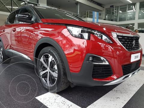 Peugeot 3008 SUV GT Line HDi Tiptronic nuevo color Rojo precio $6.860.000