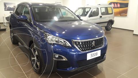 Peugeot 3008 SUV Allure THP Tiptronic nuevo color Azul precio $6.654.450