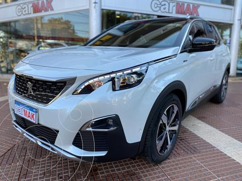 Peugeot 3008 SUV GT Line THP Tiptronic usado (2018) color Blanco financiado en cuotas(anticipo $3.000.000)
