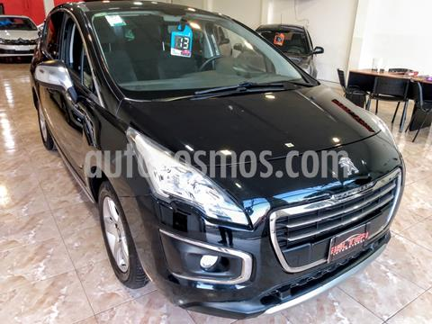 Peugeot 3008 SUV Allure THP Tiptronic usado (2014) color Negro precio $1.200.000
