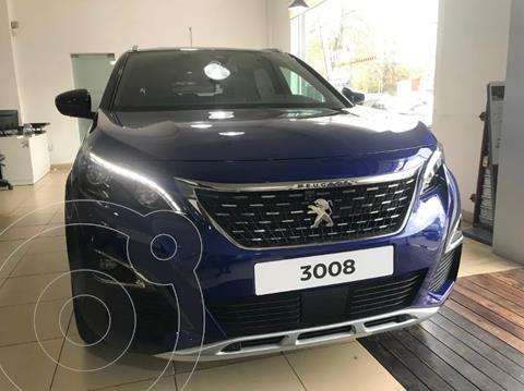 Peugeot 3008 SUV GT Line THP Tiptronic nuevo color Azul precio $6.625.000