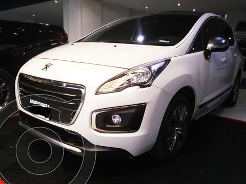 Peugeot 3008 Feline Tiptronic usado (2016) color Blanco Nacarado precio $2.450.000