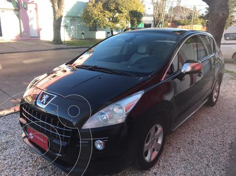Peugeot 3008 Premium Plus usado (2011) color Negro Perla financiado en cuotas(anticipo $800.000)
