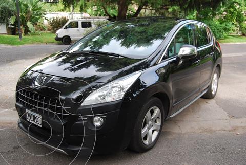 Peugeot 3008 Premium Plus usado (2012) color Negro precio $1.300.000