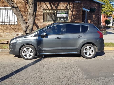 Peugeot 3008 Premium Plus Tiptronic (163Cv) usado (2013) color Gris Aluminium precio $1.320.000