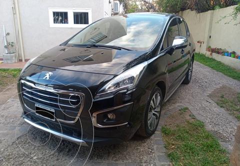 Peugeot 3008 Allure Tiptronic usado (2014) color Negro precio $1.750.000