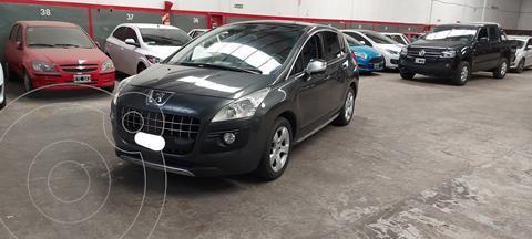 Peugeot 3008 Premium Plus Tiptronic HDi usado (2012) color Gris Hurricane precio $1.380.000