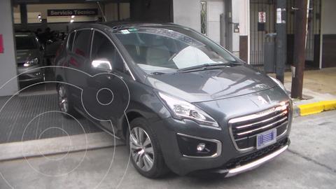 Peugeot 3008 Feline Tiptronic usado (2014) color Gris precio $1.699.900