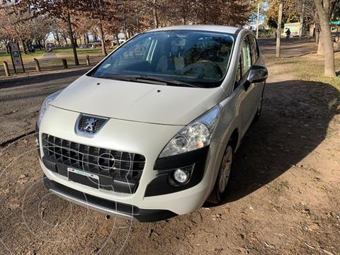 Peugeot 3008 Premium usado (2011) color Blanco precio $1.350.000