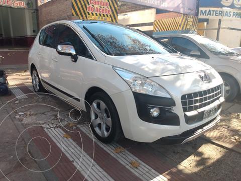 Peugeot 3008 Premium Plus usado (2011) color Blanco financiado en cuotas(anticipo $890.000)