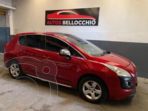 Peugeot 3008 Premium Plus Tiptronic usado (2012) color Rojo Babylone precio $1.050.000