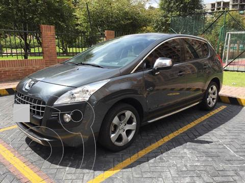 Peugeot 3008 1.6L Aut usado (2011) color Gris precio $26.000.000