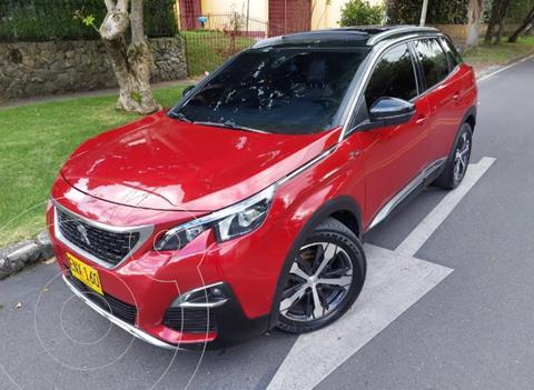 Peugeot 3008 1.6L GT Line Aut   usado (2018) color Rojo precio $97.900.000