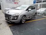 Foto venta Auto Seminuevo Peugeot 3008 Feline (2013) color Gris Aluminium precio $179,000
