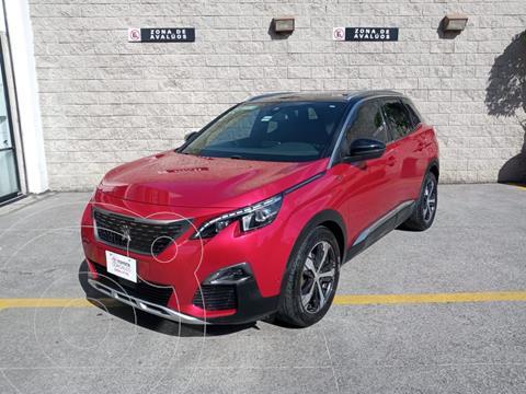 Peugeot 3008 GT Line 1.6 THP usado (2018) color Rojo precio $420,000