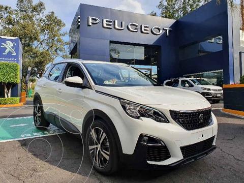 Peugeot 3008 Active 1.6 THP usado (2021) color Blanco precio $449,900