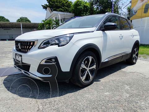 Peugeot 3008 Allure Pack 1.6 THP usado (2018) color Blanco precio $375,000