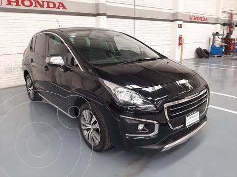 Peugeot 3008 Feline usado (2016) color Negro precio $247,000