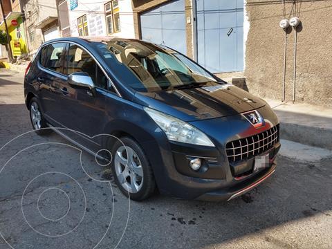 Peugeot 3008 Allure  usado (2012) color Azul Borrasca precio $118,000