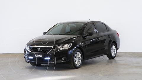 Peugeot 301 Allure 1.6 usado (2018) color Negro Onix precio $1.420.000