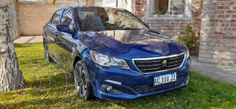 Peugeot 301 Allure 1.6 Plus usado (2017) color Azul precio $1.500.000
