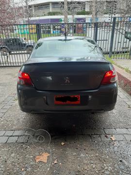 Peugeot 301 Allure 1.6L HDi  usado (2014) color Gris precio $11.300.000