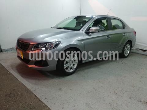 Peugeot 301 1.6L Allure  usado (2019) color Plata precio $44.990.000