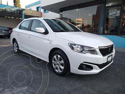 Peugeot 301 Active HDi Diesel usado (2020) color Blanco precio $210,000
