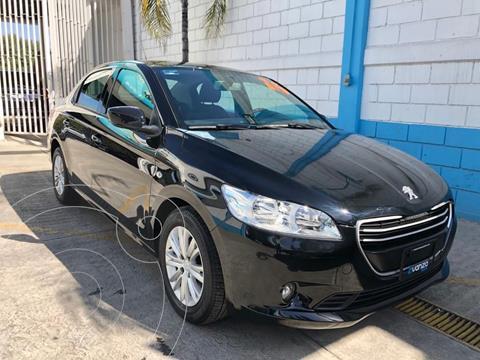 Peugeot 301 Active Aut usado (2016) color Negro precio $169,000