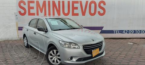 Peugeot 301 Access usado (2015) color Plata Dorado precio $135,000