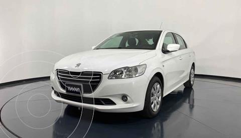 Peugeot 301 Active HDi Diesel usado (2017) color Blanco precio $169,999