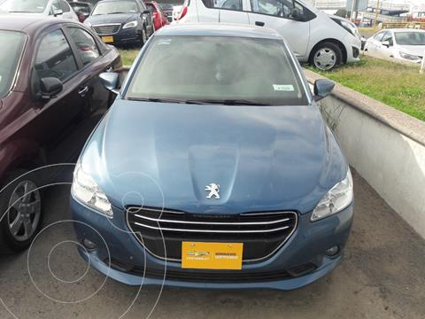 Peugeot 301 Active HDi Diesel usado (2017) color Azul precio $155,000