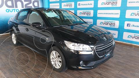 Peugeot 301 1.6L Active usado (2016) color Negro precio $169,000