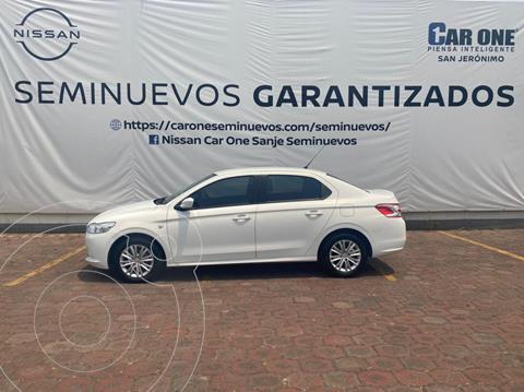 Peugeot 301 Active usado (2015) color Blanco Banquise precio $114,900