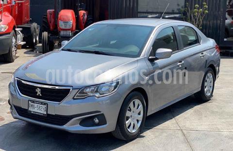 Peugeot 301 Active HDi Diesel usado (2018) color Plata precio $154,800