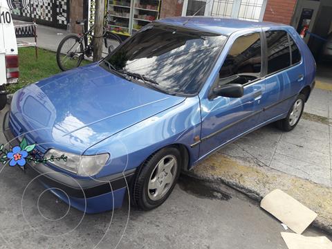 Peugeot 306 XRD 5P usado (1997) color Azul precio $360.000