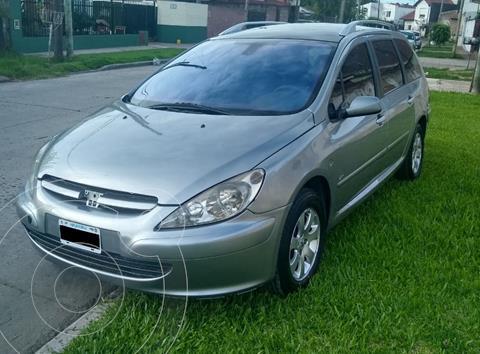 Peugeot 307 SW Premium HDi usado (2004) color Gris Plata  precio $480.000