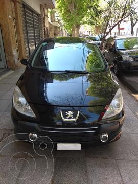 Peugeot 307 5P 1.6 XS usado (2008) color Negro precio $640.000