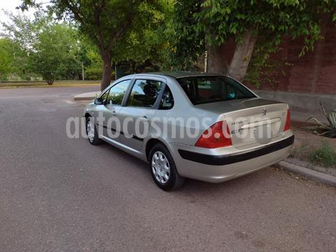 Peugeot 307 4P 2.0 HDi XS usado (2008) color Plata precio $600.000