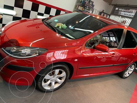 Peugeot 307 5P 1.6 XS usado (2010) color Rojo Lucifer precio $850.000