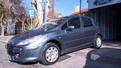Peugeot 307 5P 1.6 XT Premium usado (2007) color Gris Manitoba precio $899.000
