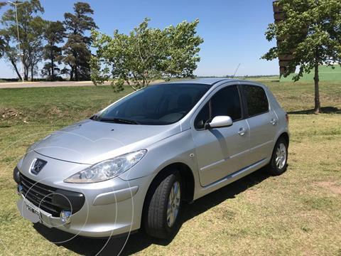 Peugeot 307 5P 1.6 XS usado (2011) color Gris Aluminium precio $680.000