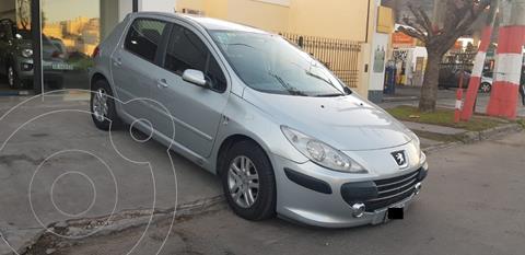 Peugeot 307 4P 1.6 XT usado (2008) color Gris Aluminium financiado en cuotas(anticipo $534.000)