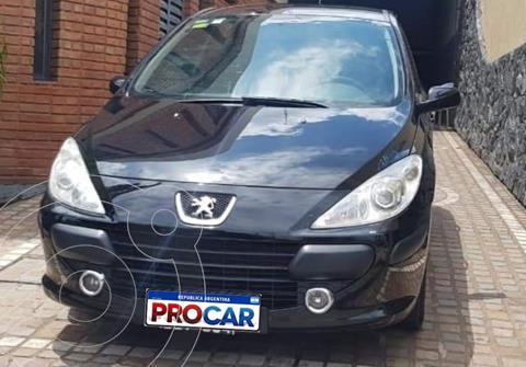Peugeot 307 4P 2.0 HDi XS usado (2008) color Negro precio $650.000