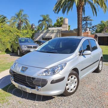 Peugeot 307 5P 2.0 HDi XS usado (2008) color Gris Meteorito precio $860.000