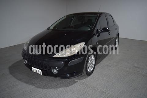 foto Peugeot 307 5P 1.6 XS usado (2009) color Negro precio $590.000