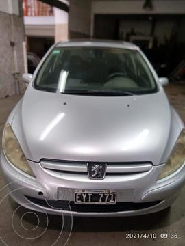 Peugeot 307 5P 2.0 HDi XS Premium usado (2005) color Plata precio $560.000